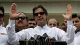 Imran Khan sworn in as Pakistan's new prime minister