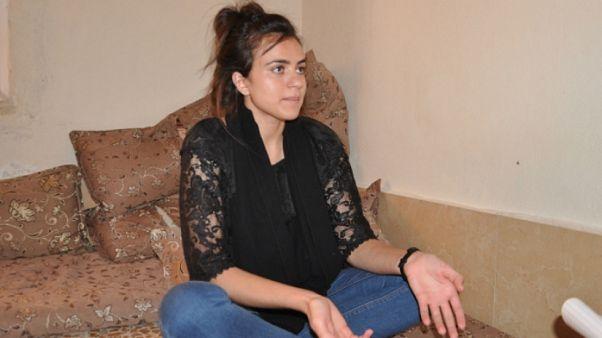 """الأيزيدية التي هربت من مغتصبها الداعشي ليورونيوز: """"بسببه تركت ألمانيا وعدت إلى وطني"""""""