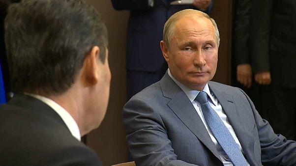 Kneissl-Hochzeit: Putin kommt mit Kosakenchor