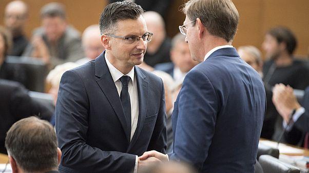 Ο Μάριαν Σάρετς νέος πρωθυπουργός της Σλοβενίας
