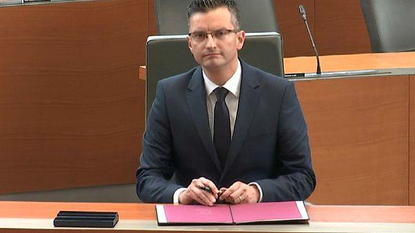 Комик у руля правительства Словении