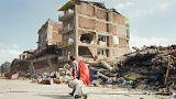 Fotoğraflarla 17 Ağustos depremi