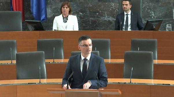 Parlamento esloveno escolhe novo primeiro-ministro