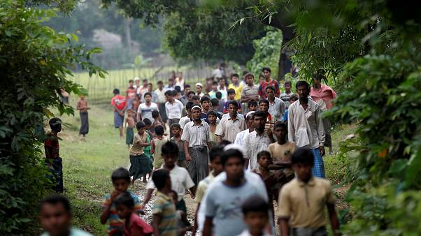 عقوبات أمريكية على قادة عسكريين في ميانمار واتهامهم بالتطهير العرقي بحق مسلمي الروهينغا
