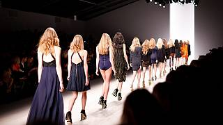 US designers are encouraged to only use models aged 18 or over.