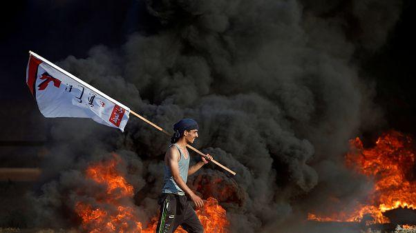 یورش اسرائیل به راهپیمایی غزه دست کم دو کشته و ۲۷۰ زخمی به جا گذاشت