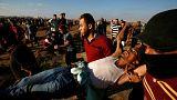 مقتل فلسطينييْن وعشرات الجرحى بالرصاص الإسرائيلي في مسيرات العودة في غزة