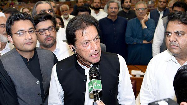 Imran Khan nuovo premier del Pakistan