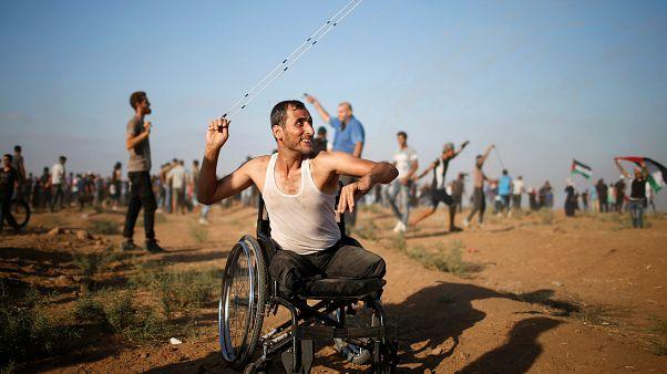 Mueren dos palestinos en nuevos enfrentamientos con las tropas de Israel