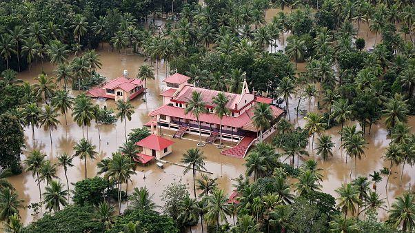 Más de 300 muertos en tres meses de inundaciones en la India