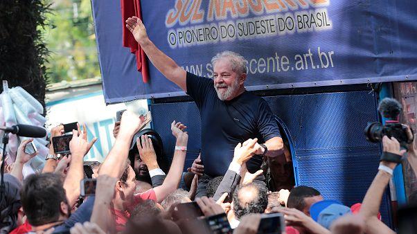 الأمم المتحدة تدعو لاحترام الحقوق السياسية للمرشح الرئاسي السجين لولا دا سيلفا