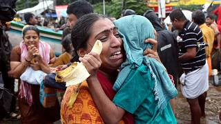 India: è ancora emergenza nel Kerala
