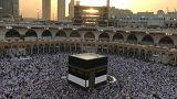 A la Meca, en recuerdo del profeta Mahoma
