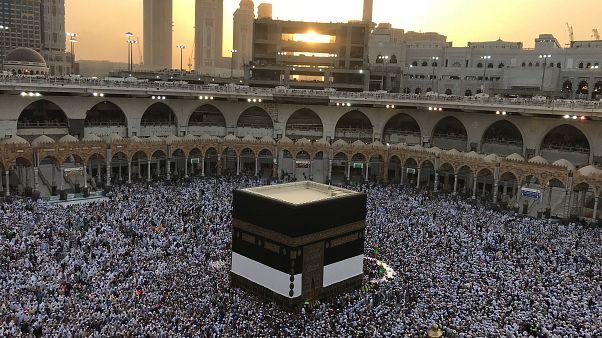 Μέκκα: Ξεκινά το μεγάλο προσκύνημα των πιστών