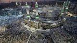 Muçulmanos convergem em Meca para o Hajj
