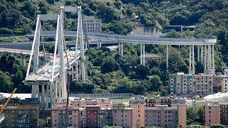 Crollo a Genova: avviata la procedura per la revoca della concessione ad Autostrade per l'Italia
