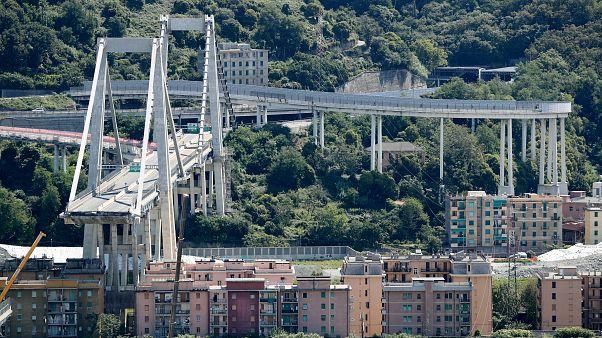 Tragédia de Génova: governo quer revogar licença de gestora de autoestradas