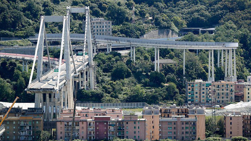 شركة أوتوسترادا الإيطالية تعلن اليوم خطتها لتعويض ضحايا انهيار جسر جنوة