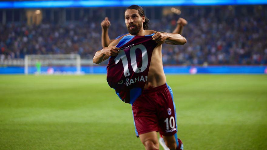 Trabzonspor'dan 45 dakikalık fırtına: 3-1