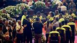 Italy mourns victims of bridge collapse at state funeral