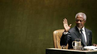کوفی عنان، دبیر کل پیشین سازمان ملل متحد درگذشت