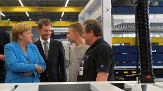 Almanya yüz binlerce vasıflı çalışan alacak