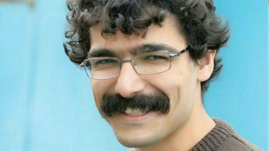 محمد شریفیمقدم، درویش گنابادی و خبرنگار سایت مجذوبان نور