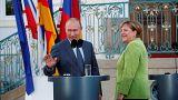 سوريا، إيران، أوكرانيا على جدول مباحثات بوتين وميركل
