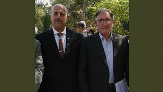 قاسم شعلهسعدی و محمد نوریزاد