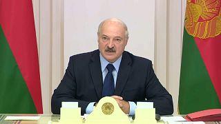 Egymaga átalakította a kormányt a fehérorosz elnök