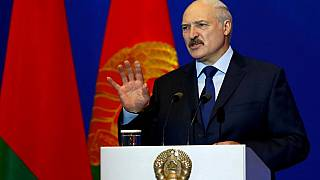 Belarus' Lukashenko dismisses top ministers, names new PM