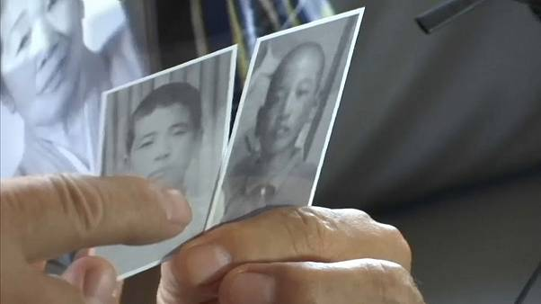 Reunion for families divided by Korean war