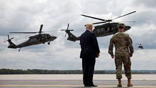 ABD'li Albay: Gerektiği müddetçe Irak'ta kalacağız