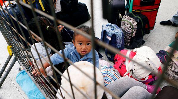 1200 فنزويلي غادروا البرازيل بسبب أعمال عنف