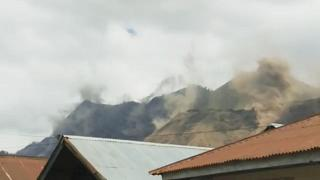Violento sismo sacode de novo Lombok na Indonésia