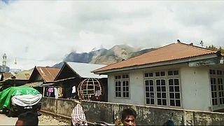 Un nuevo terremoto sacude la isla indonesia de Lombok