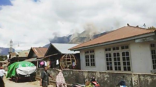 Keine Ruhe auf Lombok: 2 schwere Erdbeben erschüttern Ferienparadies