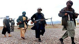 شبه نظامیان طالبان افغانستان