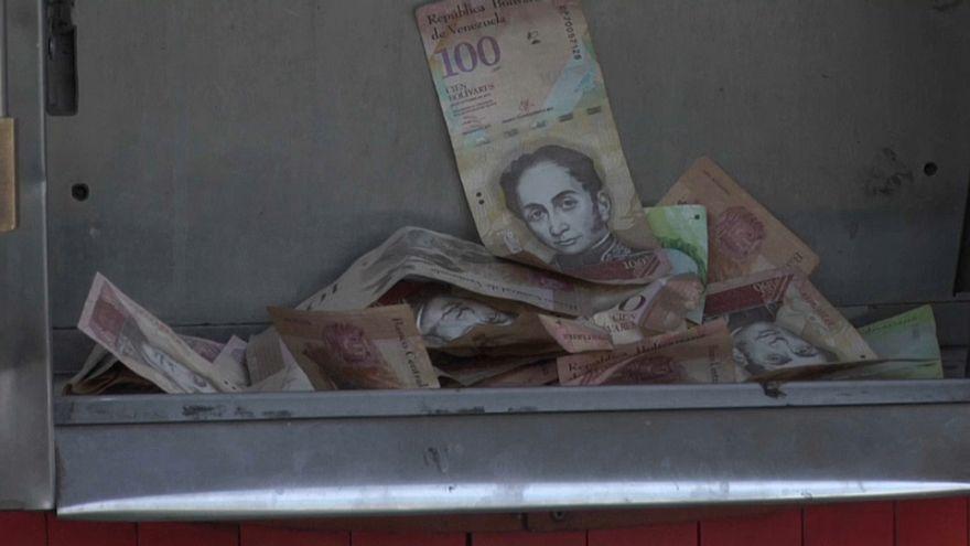 Hatvanszorosára emelték a venezuelai minimálbért