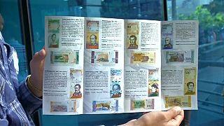 El nuevo bolívar 'soberano' en circulación
