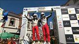 WRC : Ott Tänak s'impose en Allemagne