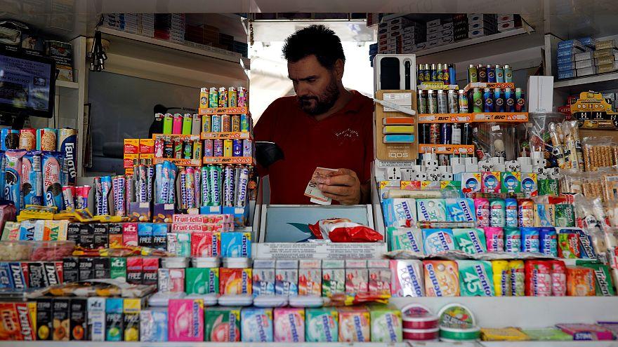"""Grèce : le """"business"""" en temps de crise"""