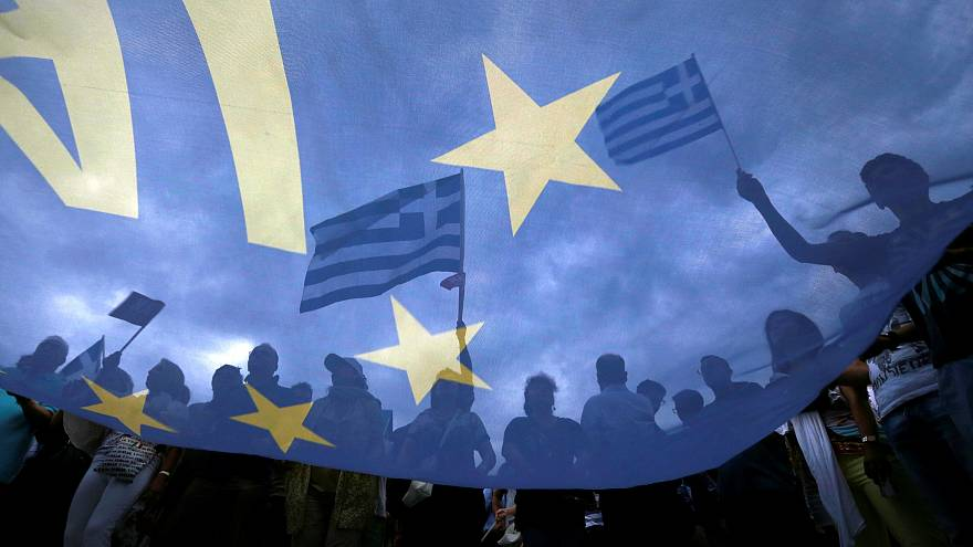 Греция выходит из программы помощи