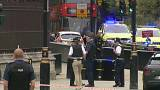Westminster car crash: Man charged with two counts of attempted murder