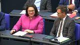 """SPD defende """"ajuda da Alemanha à Turquia se necessário"""""""
