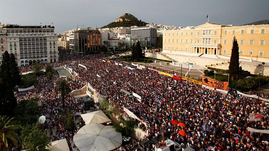 Οι σταθμοί της ελληνικής κρίσης από το 2009 έως 2018