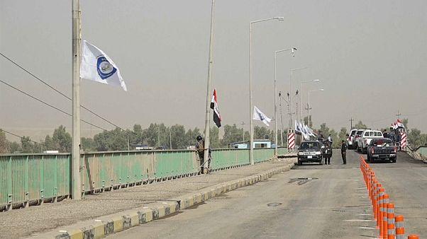 افتتاح الطريق الرئيسي بين اربيل وكركوك