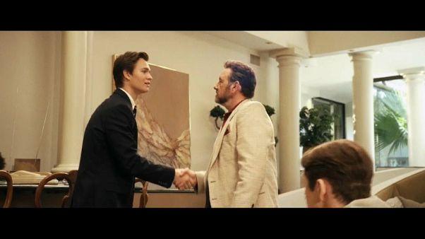 La última película de Kevin Spacey recauda 126 dólares en su estreno