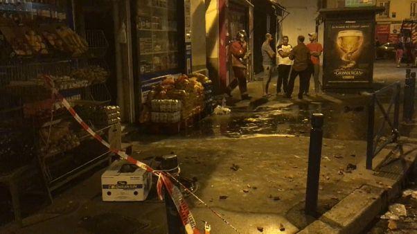 Incendie près de Paris : sept blessés graves