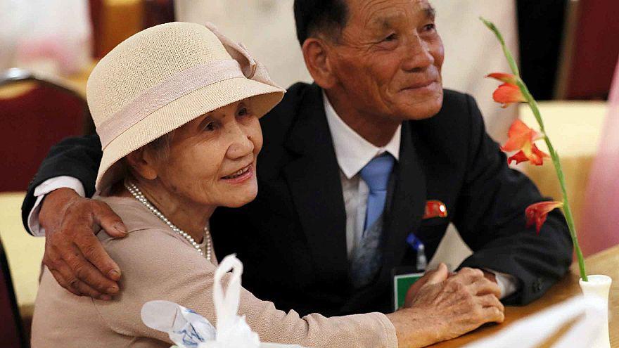 مادر و فرزند کرهای بعد از شش دهه انتظار ملاقات کردند